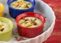 Phirni (Milk Dessert)