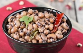 Black Eyed Peas Jaggery Sundal | Cooks Joy