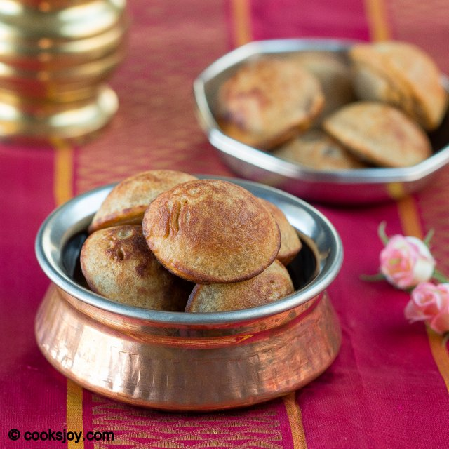 Sweet Appam | Cooks Joy