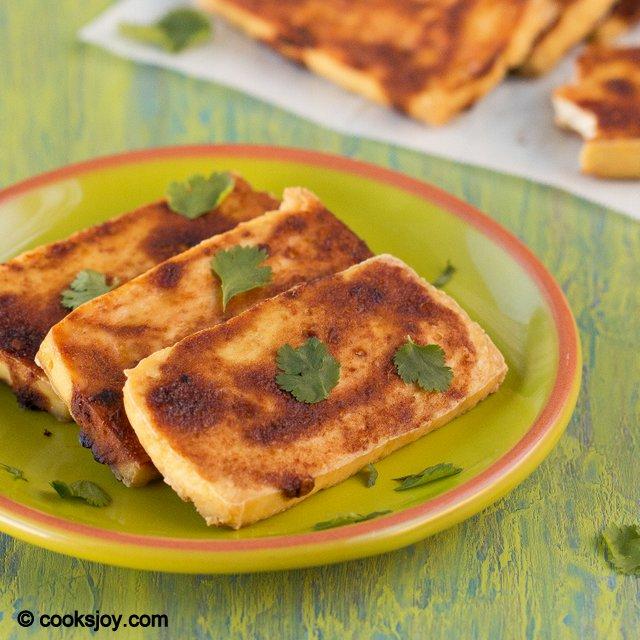 Baked Tofu | Cooks Joy