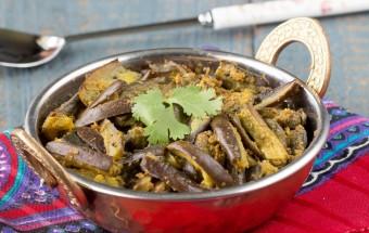 Kathirikai Podi Curry | Cooks Joy