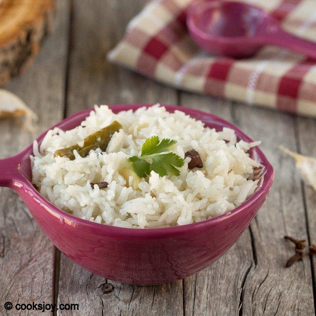 Coconut Rice | Cooks Joy