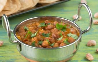 Cranberry Bean Masala (Gravy) | Cooks Joy