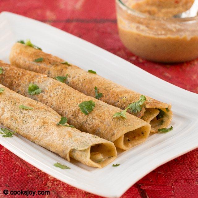 Wheat Dosai | Cooks Joy