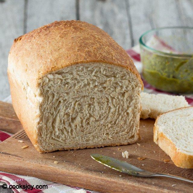 White Bread | Cooks Joy