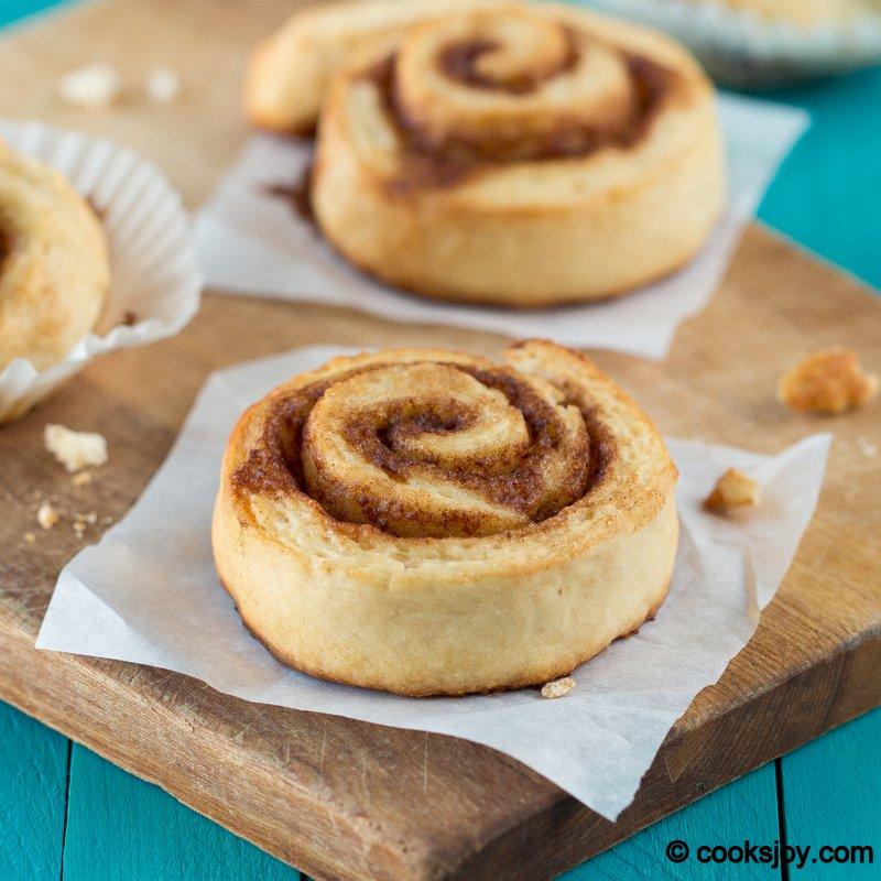 Cooks Joy - Kanel Snegle/ Kanelbullar (Swedish Cinnamon ...