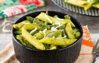 Pasta with Tomatillo Sauce | Cooks Joy