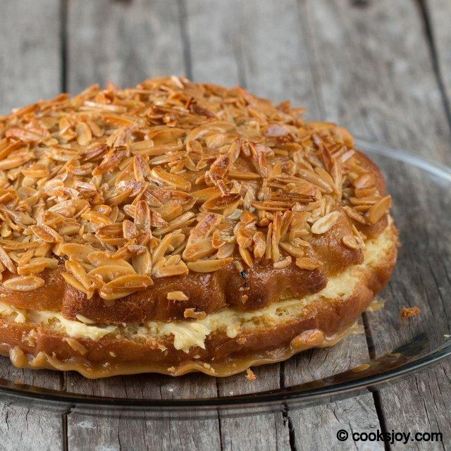 Bienenstich Kuchen | Cooks Joy