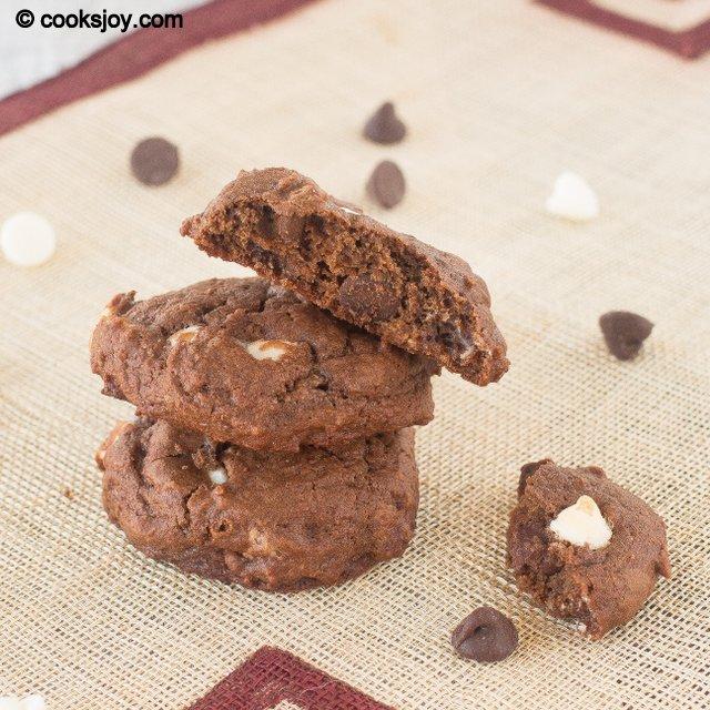 Yogurt Chocolate Cookies | Cooks Joy