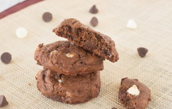 Greek Yogurt Chocolate Cookies | Cooks Joy