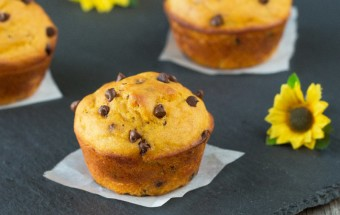 Mango Chocolate Chip Muffin | Cooks Joy