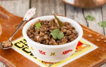 Whole Masoor Usal | Cooks Joy