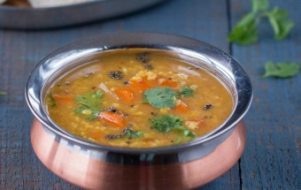 Moong Dal Sambar (Lentil Stew) | Cooks Joy