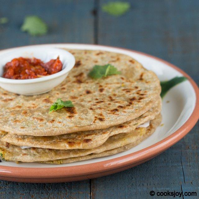 Stuffed Paratha | Cooks Joy