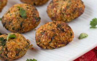 Healthy Quinoa Bites | Cooks Joy