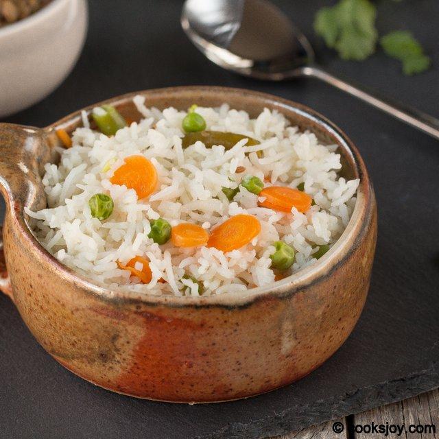 Simple Jeera Rice | Cooks Joy