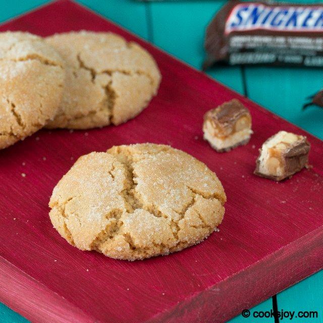 Peanut Butter Cookies | Cooks Joy