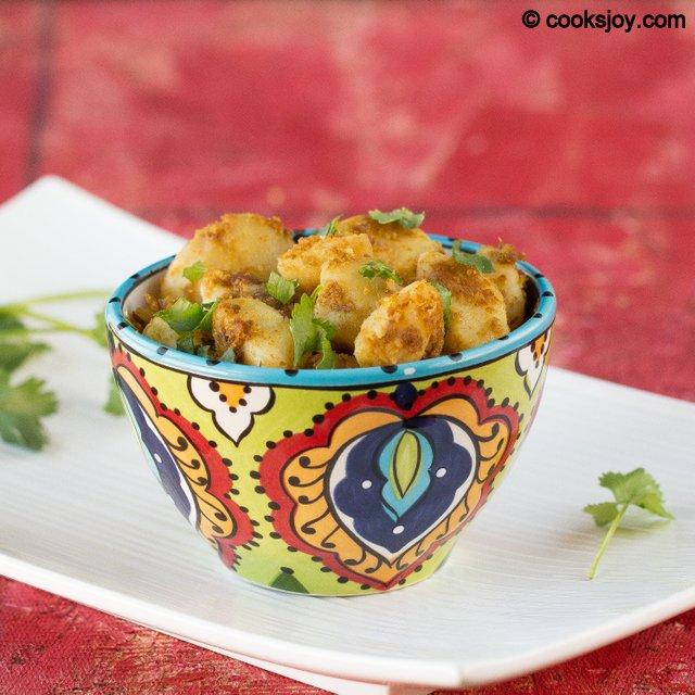 Spicy Potato Fry | Cooks Joy
