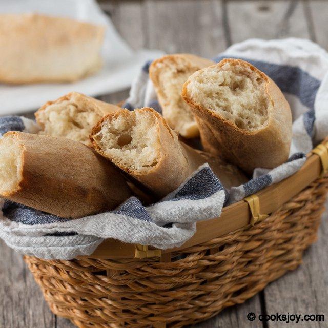 French Baguette | Cooks Joy