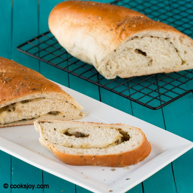 French Herb Bread | Cooks Joy