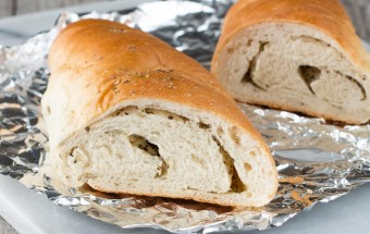 Stuffed French Bread | Cooks Joy