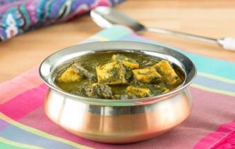 Palak Tofu | Cooks Joy