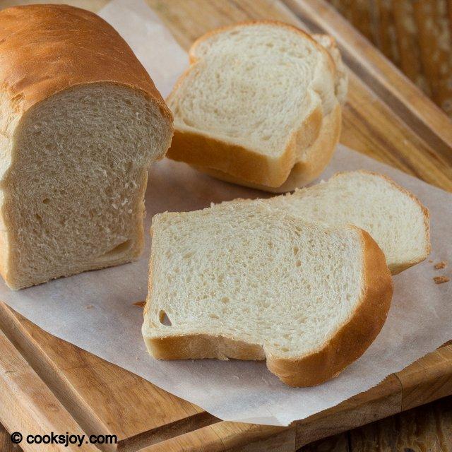 Plain White Bread | Cooks Joy
