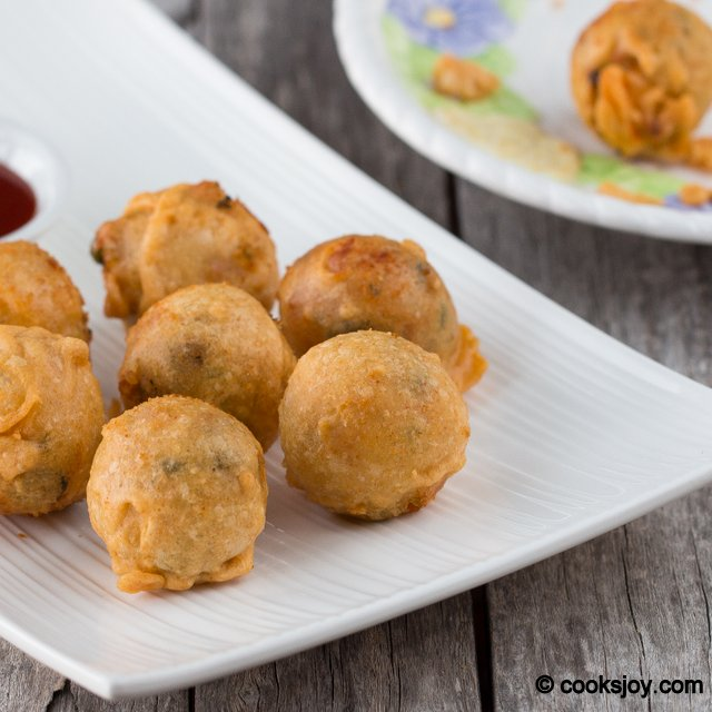 Potato Bonda | Cooks Joy