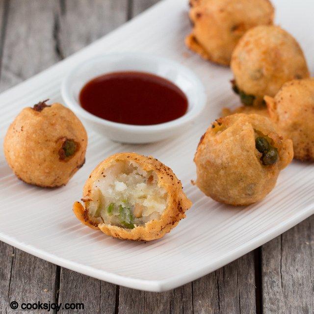 Aloo Bonda | Cooks Joy