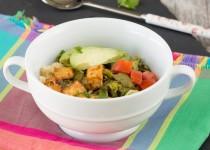 Quinoa Tofu Bowl