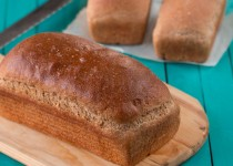 Shelly's Whole Wheat Bread