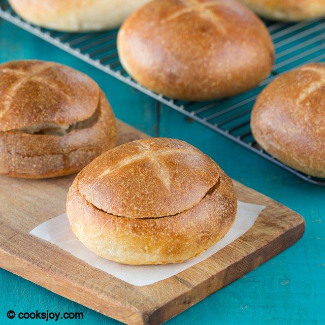 Bread Bowl | Cooks Joy
