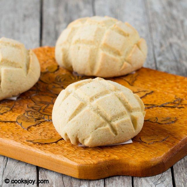 Melon Pan | Cooks Joy