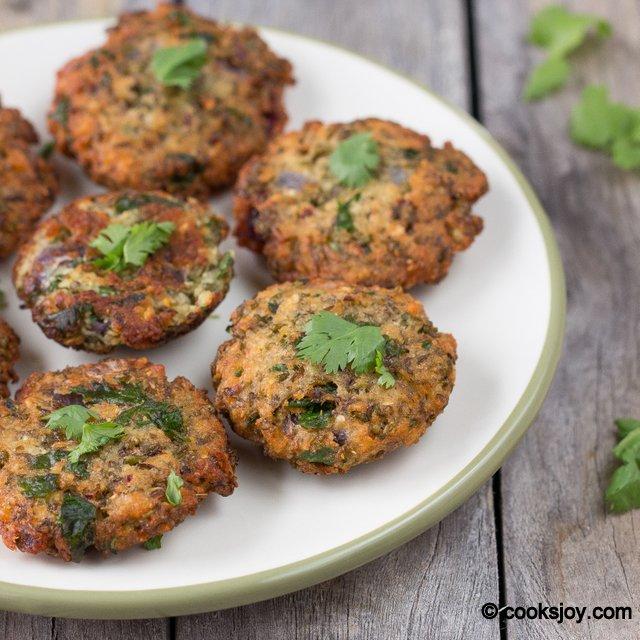 Moong Sprouts Masala Vadai | Cooks Joy