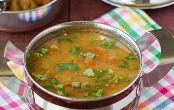 Vendakkai Sambar | Cooks Joy