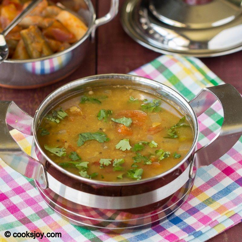 Cooks Joy - Okra Sambar (Vendakkai Sambar)