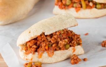 Vegetarian Soya Sloppy Joes | Cooks Joy