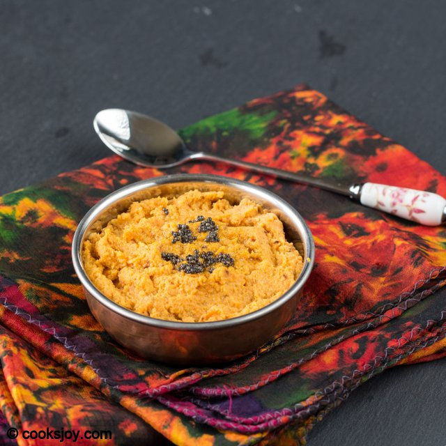 Carrot Chutney | Cooks Joy