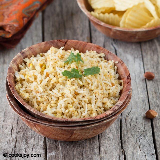 Verkadalai Saadham | Cooks Joy