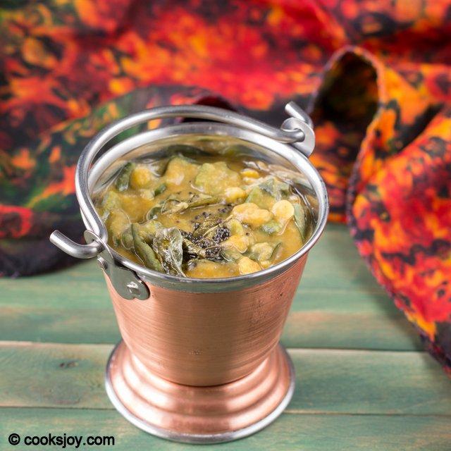 Vegetable Lentil Gravy | Cooks Joy