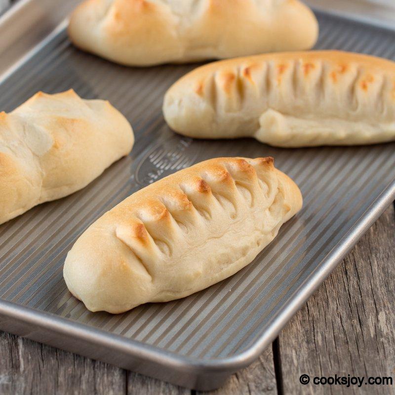 Petit Pains au Lait | Cooks Joy