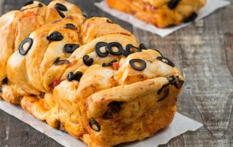 Pizza Pull Apart Bread | Cooks Joy