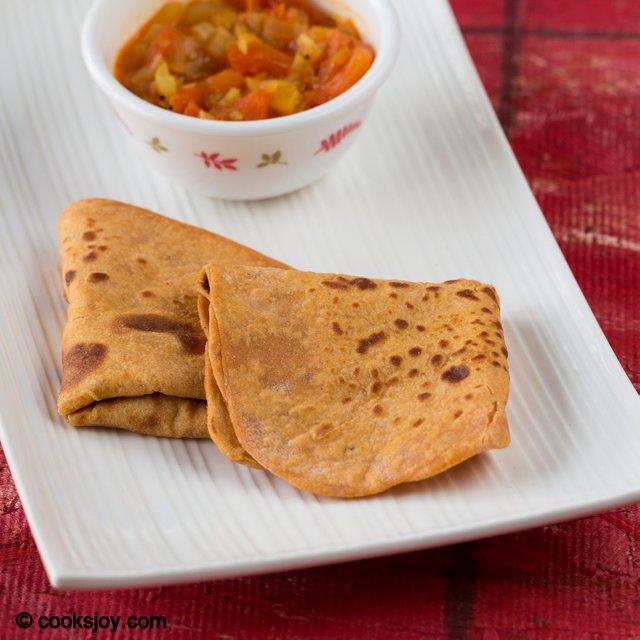 Sweet Potato Chapati   Cooks Joy