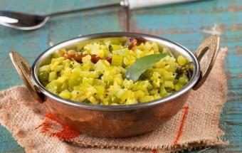 Celery Lentil Fry | Cooks Joy