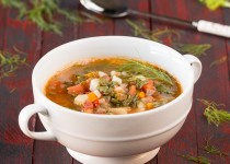 Fennel Vegetable Soup