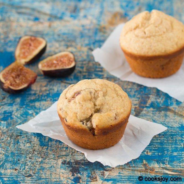 Fig Muffins | Cooks Joy