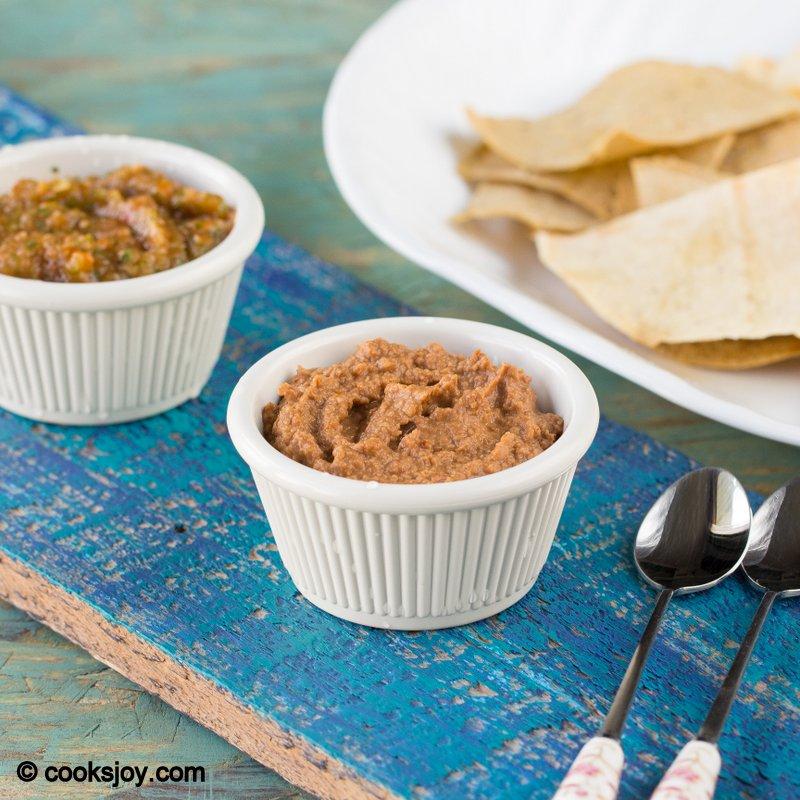 Slow-Roasted Or Sun-Dried Tomato And Basil Hummus Recipe ...