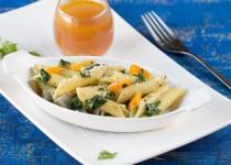 Artichoke Spinach Pasta