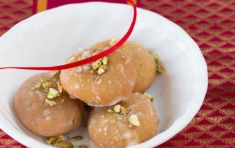 Badusha Sweet | Cooks Joy