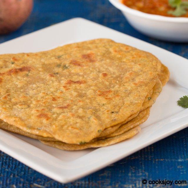 Potato Paratha | Cooks Joy